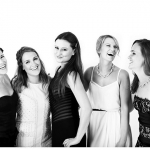 Event photography with London girls