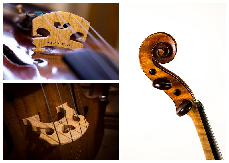 4 Awesome Product Photographer Malcolm Tysoe Violin Details