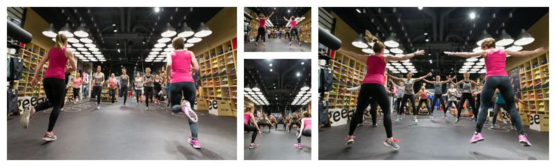 Reebok JDV FitHub Awesome Fitness Photography