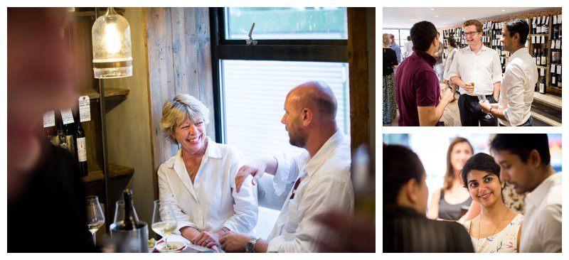 Top London Event Photography Humble Grape Wine Bar Venue Launch Clapham